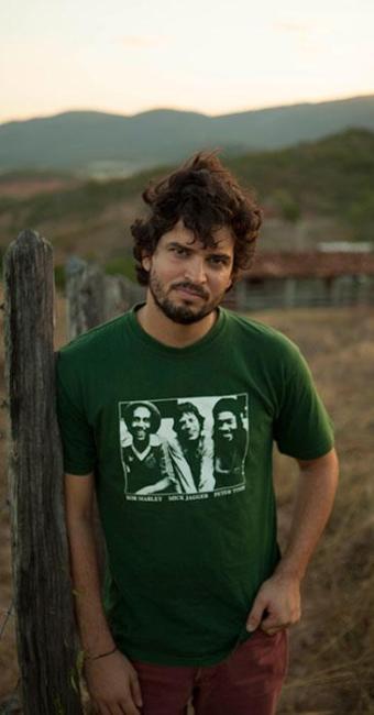 Artista está em fase de finalização do novo disco - Foto: Divulgação