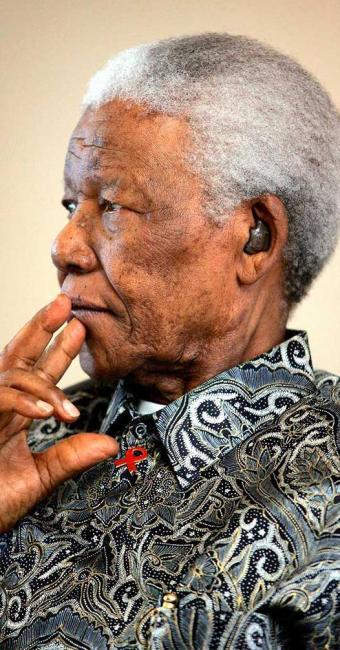 Nelson Mandela - Foto: Agência EFE