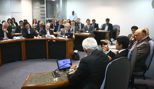 Neto participou, como convidado, de reunião da diretoria da Federação das Indústrias da Bahia - Foto: Fernando Amorim | Ag. A TARDE