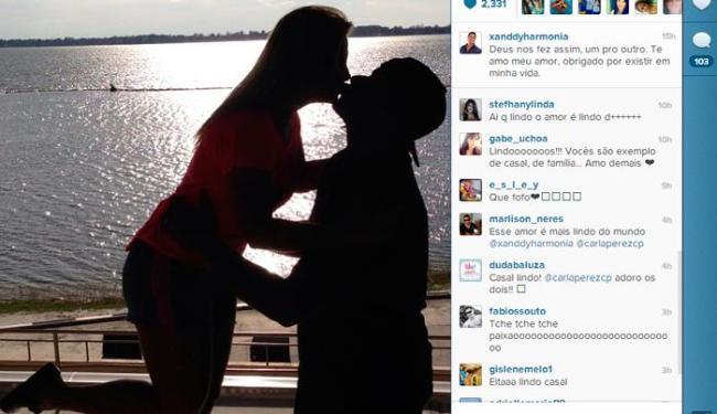 Casal baiana aproveita as férias fora do país no maior love - Foto: Reprodução | Instagram