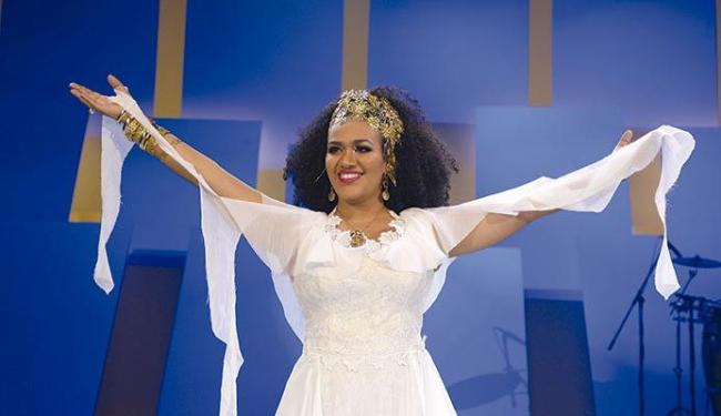 Mariene de Castro gravou o CD no Rio de Janeiro - Foto: Washington Possato | Divulgação