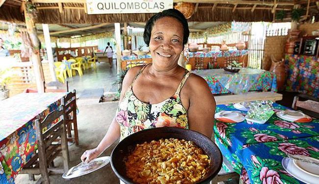 Zenilda trocou a atividade de marisqueira pela de empreendedora - Foto: Mila Cordeiro   Ag. A TARDE