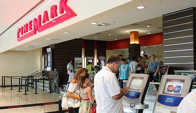 Sala no Salvador Shopping é a décima oitava no mundo a receber inovação - Foto: Luciano da Matta | Ag. A TARDE