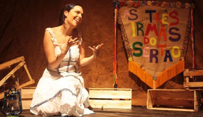 Musical conta a história da saga de três irmãs em busca de um novo destino - Foto: Divulgação