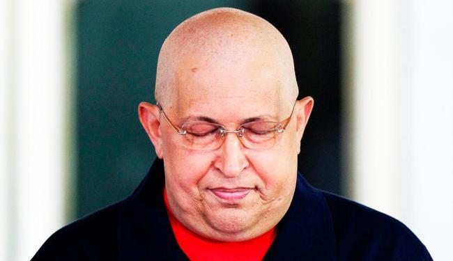 Morte do presidente foi confirmada pelo vice-presidente Nicolás Maduro, herdeiro político de Chávez - Foto: Miraflores Palace   Agência Reuters