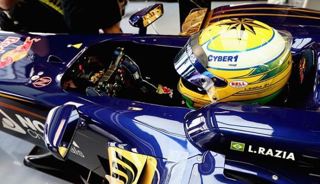 Falta de patrocínio deixou o piloto baiano fora da Fórmula 1 na véspera da temporada - Foto: Andrew Hone | Getty Images