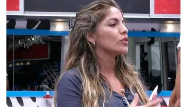 Anamara não economizou em críticas à Kamilla - Foto: Divulgação
