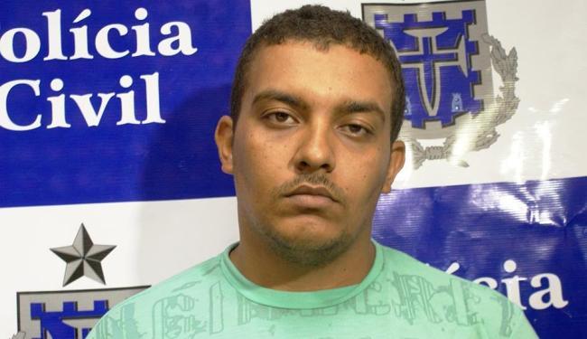 Márcio Vitor Moreira dos Anjos era segurança do vereador Sandro Valença (PHS) - Foto: Ascom | Polícia Civil