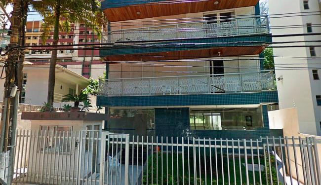 Edifício fica localizado na Avenida Oceânica - Foto: Reprodução | Google Street View