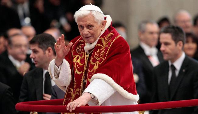 Conclave decidirá quem será o cardeal que ocupará o papado no lugar de Bento XVI - Foto: EFE   Samantha Zucchi Insidefoto