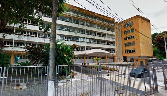 Instituto fica localizado na Avenida Reitor Miguel Calmon - Foto: Reprodução   Google Street View