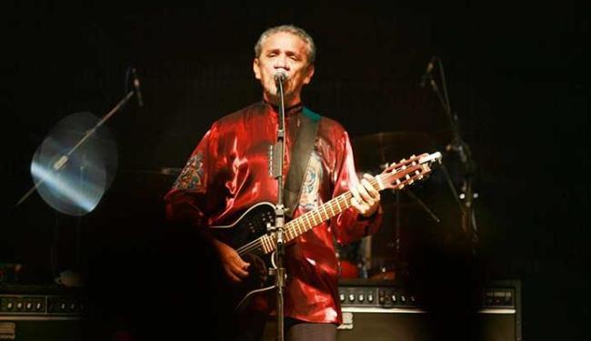 O músico estava internado desde segunda-feira - Foto: Erik Salles | Ag. A TARDE 24.06.2011