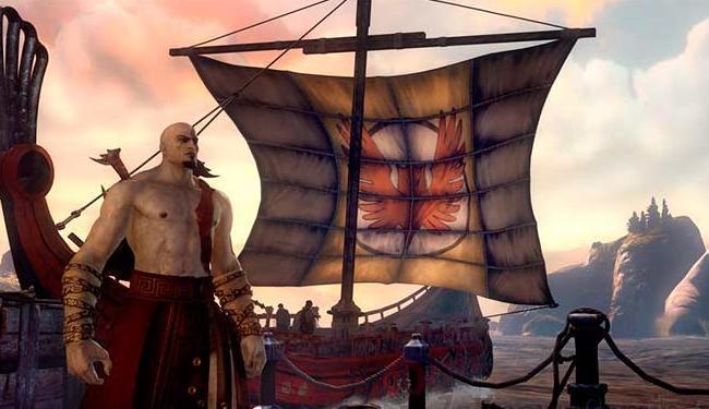 O jogo God of War: Ascension estará disponível para ser jogador gratuitamente no Gamepólitan - Foto: Divulgação