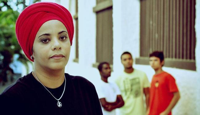 Cantora aposta no repertório afro-baiano e nordestino - Foto: Milena Palladino | Divulgação