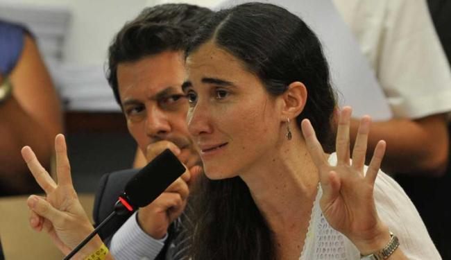 Dissidente disse que não se calará diante da situação de seu país - Foto: Antonio Cruz | Ag. Brasil