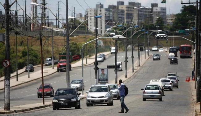 Governo diz que obras estarão prontas em até 12 meses - Foto: Raul Spinassé   Ag. A TARDE