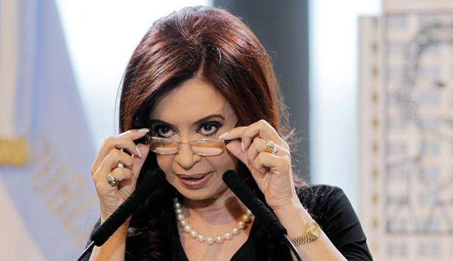 Presidente argentina desejou a Francisco um
