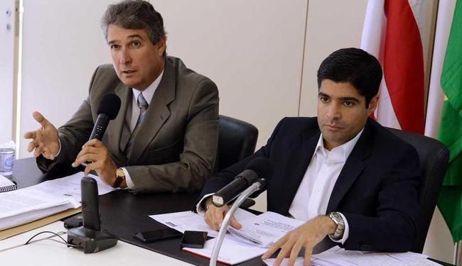 Prefeito e secretário querem ampliar a arrecadação da cidade - Foto: Valter Pontes | Agecom