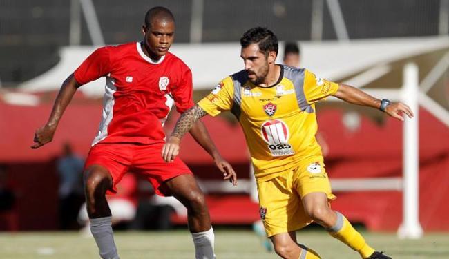 Após alguns amistosos, Vitória e Botafogo-BA são adversários na estreia da 2ª fase do Baiano - Foto: Eduardo Martins | Ag. A Tarde