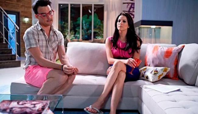 Ariel Texidó e Maritza Rodríguez em 'Marido En Alquiler' - Foto: Divulgação