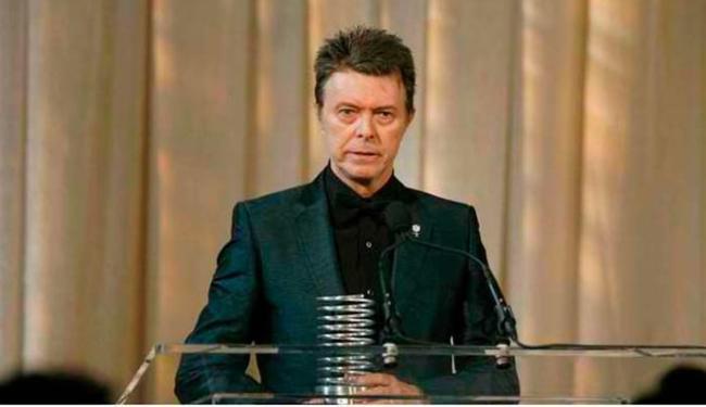 David Bowie lançou novo álbum após dez anos de reclusão - Foto: Agência Reuters