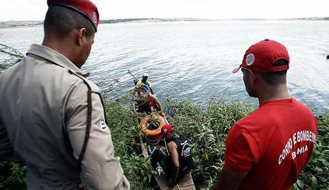 Naufrágio no Rio Paraguaçu resultou na morte de quatro pessoas - Foto: Luiz Tito | Ag. A TARDE