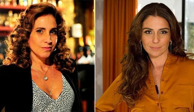 Totia e Giovanna mostram a força feminina a serviço tanto do mal quanto do bem, em Salve Jorge - Foto: Rede Globo   Divulgação