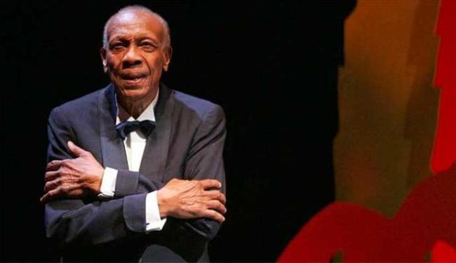 O músico cubano Bebo Valdés, que morreu nesta sexta-feira, na Suécia, aos 94 anos - Foto: Agência EFE