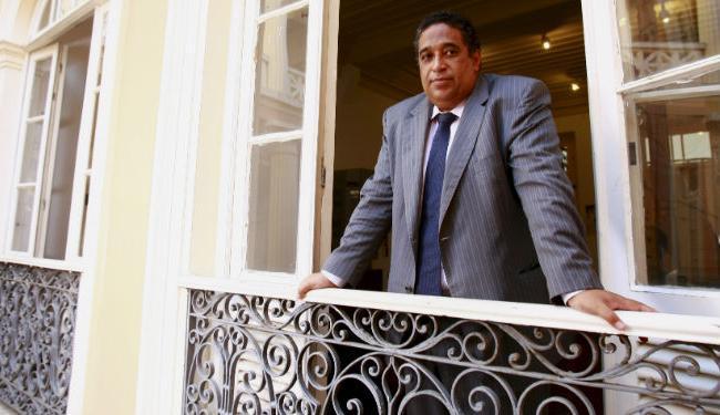 Paulo Gabriel Nacif, reitor da Universidade Federal do Recôncavo da Bahia - Foto: Fernando Vivas  Ag. A TARDE