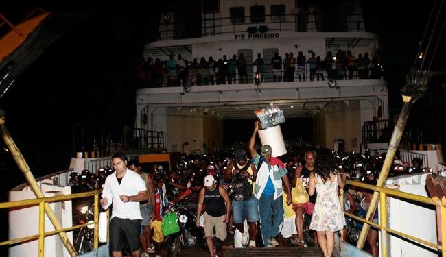Internacional Marítima passará por primeiro feriado depois de assumir o sistema - Foto: Mila Cordeiro   Ag. A TARDE