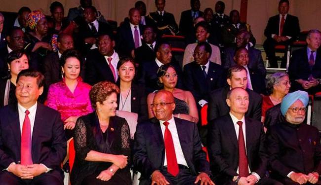 A presidente discursou em dois momentos da 5ª Cúpula do Brics, em Durban, na África do Sul - Foto: Agência Brasil
