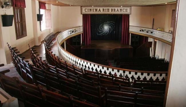 Cineteatro Rio Branco, em Nazaré; grande parte dos projetos foram enviados do interior do estado - Foto: Cristina Santos Pita | Ag. A TARDE