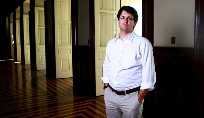 Guilherme Bellintani, Secretário de Desenvolvimento, Cultura e Turismo de Salvador - Foto: Fernando Vivas / Ag. A TARDE