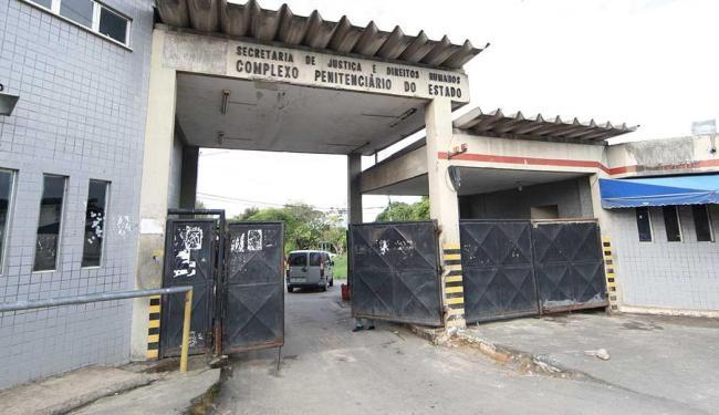 Situação foi controlada no Complexo Penitenciário - Foto: Vaner Casaes   Ag. A TARDE