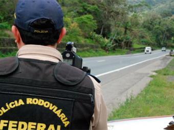 PRF autuou 2.538 autuações durante feriado - Foto: Divulgação | PRF
