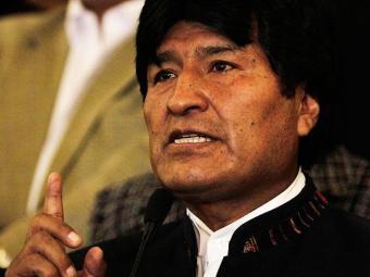 Presidente da Bolívia, Evo Morales - Foto: David Mercado   Agência Reuters