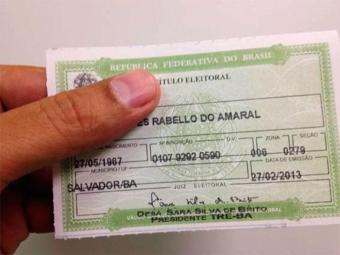 Prazo para o eleitor regularizar a situação eleitoral se encerra no dia 25 de abril - Foto: TRE-BA | Divulgação