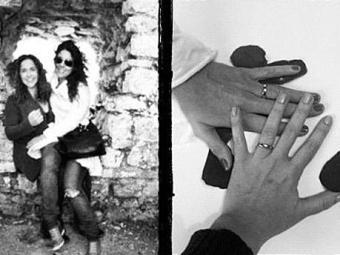 Daniela publicou fotos suas com Malu no Instagram; imagens são acompanhadas de declarações de amor - Foto: Reprodução   Instagram