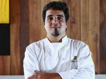 Ricardo Ferraz, Ferraz Gastronomia Contemporânea - Foto: Fernando Vivas| Ag. A TARDE