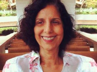 Zezé Quadros, como era conhecida pelos amigos, lutava contra um câncer de pulmão - Foto: Reprodução