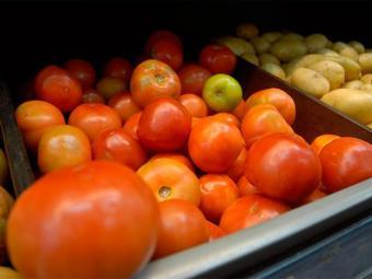 Preço do tomate sofreu aumento de 150% nos últimos 12 meses - Foto: Elza Fiuza | Agência Brasil
