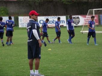 Equipe será comandada pelo auxiliar técnico, Eduardo Barroca - Foto: Esporte Clube Bahia   Divulgação