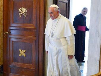 Papa Francisco foi eleito principalmente com o objetivo de reformar - Foto: Agência Reuters
