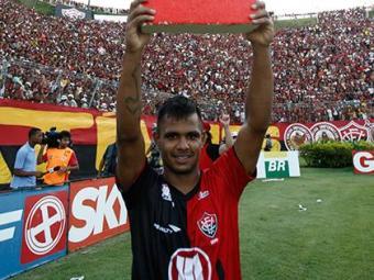 Foi o último (jogo) de Fernando Bob no Vitória