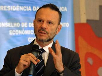 Luciano Coutinho presidente do BNDES - Foto: Elza Fiúza | ABr