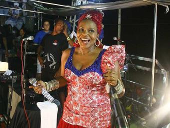 Margareth promete repertório diferente em show - Foto: Luciano da Matta | Ag. A TARDE