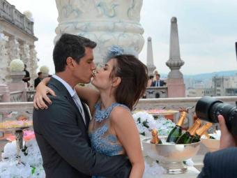 Garcia faz participação curta em novela - Foto:   Ag. A TARDE