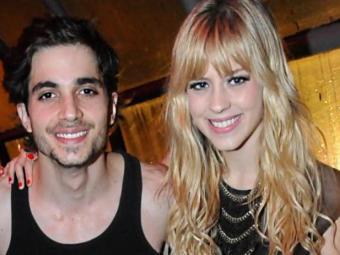 O cantor e Sophia Abrahão estavam no maior grude - Foto: Reprodução   AgNews