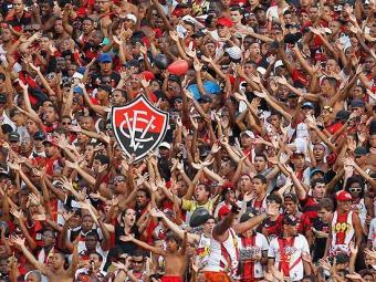 Após goleada sobre o Mixto, Vitória volta a jogar diante da sua torcida, no Barradão, pelo Baianão - Foto: Eduardo Martins / Ag. A Tarde