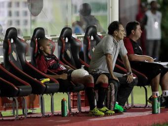 Após ter sentido dores musculares no jogo contra o Mixto, ala vira dúvida para jogo com o Juazeiro - Foto: Eduardo Martins | Ag. A TARDE